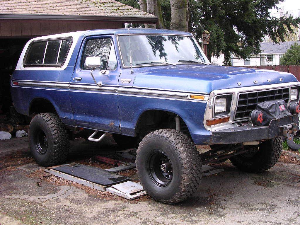 Фото Ford Bronco,Подбор ново…