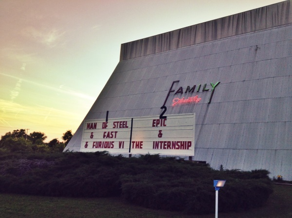 Family Drive-In Theater, Stephens City, VA